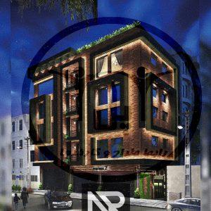 سفارش طراحی معماری