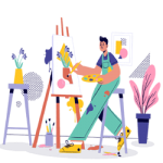 Hire a Painting Artist https://poldesigners.com/en/hire-a-painting-artist/ Hire a Painting Artist